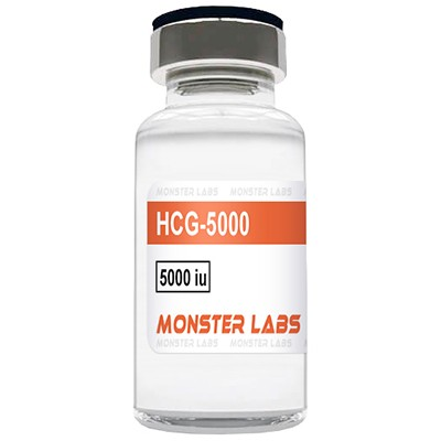 Monster-Gear |HCG 5000 iu